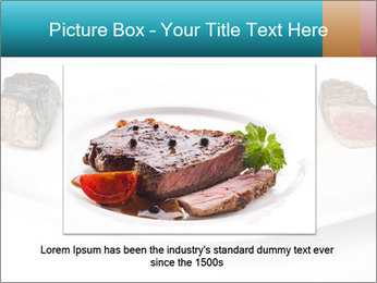 Steak rare to well done PowerPoint Template - Slide 16