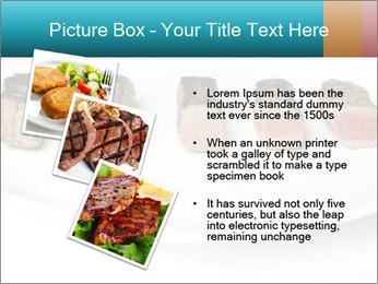 Steak rare to well done PowerPoint Template - Slide 17