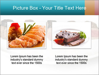 Steak rare to well done PowerPoint Template - Slide 18