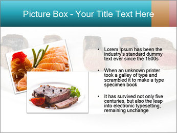 Steak rare to well done PowerPoint Template - Slide 20