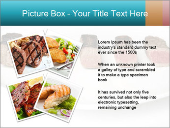 Steak rare to well done PowerPoint Template - Slide 23