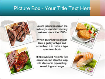 Steak rare to well done PowerPoint Template - Slide 24