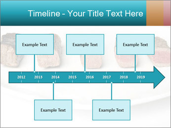 Steak rare to well done PowerPoint Template - Slide 28