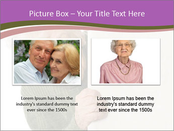 The old woman spies PowerPoint Template - Slide 18