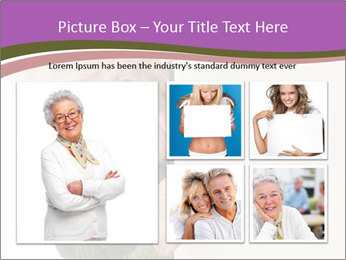 The old woman spies PowerPoint Template - Slide 19