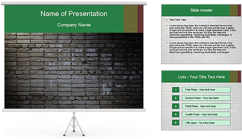 0000087878 PowerPoint Template