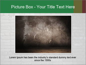 Old brick wall PowerPoint Template - Slide 16