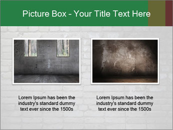Old brick wall PowerPoint Template - Slide 18