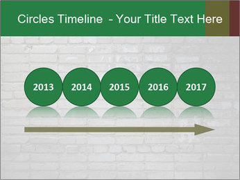 Old brick wall PowerPoint Template - Slide 29