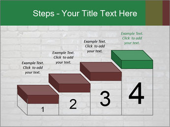 Old brick wall PowerPoint Template - Slide 64