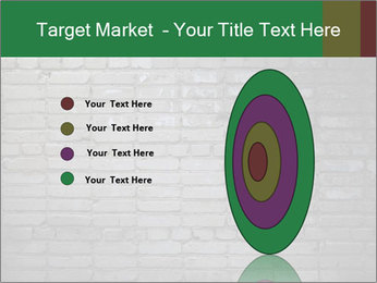 Old brick wall PowerPoint Template - Slide 84