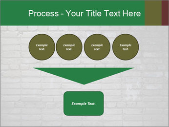 Old brick wall PowerPoint Template - Slide 93