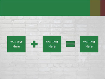 Old brick wall PowerPoint Template - Slide 95