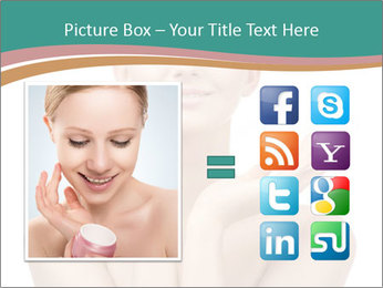 Beautiful young spa woman PowerPoint Templates - Slide 21