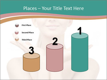 Beautiful young spa woman PowerPoint Templates - Slide 65