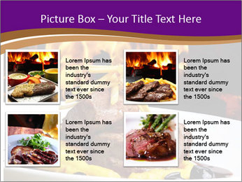 Filet mignon PowerPoint Templates - Slide 14