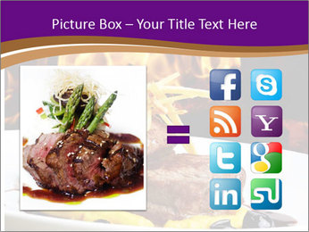 Filet mignon PowerPoint Templates - Slide 21
