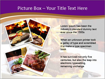 Filet mignon PowerPoint Templates - Slide 23