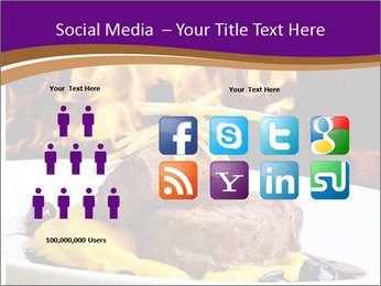 Filet mignon PowerPoint Templates - Slide 5