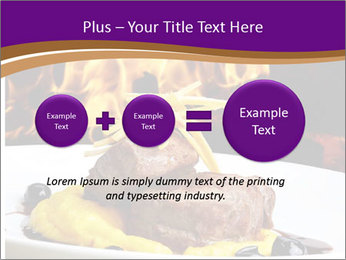 Filet mignon PowerPoint Templates - Slide 75