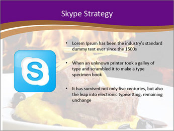 Filet mignon PowerPoint Templates - Slide 8