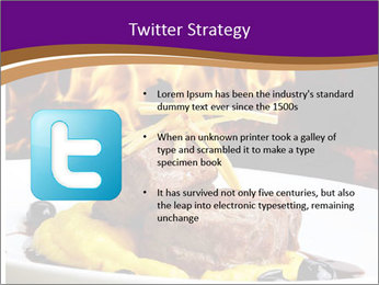 Filet mignon PowerPoint Templates - Slide 9