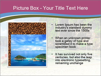 Tropical sea PowerPoint Template - Slide 13