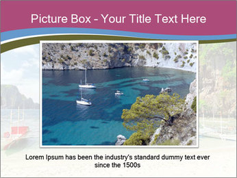 Tropical sea PowerPoint Template - Slide 15