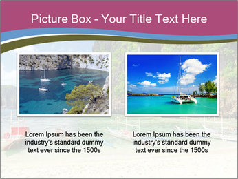 Tropical sea PowerPoint Template - Slide 18