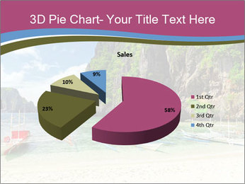 Tropical sea PowerPoint Template - Slide 35