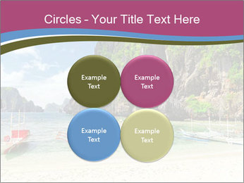 Tropical sea PowerPoint Template - Slide 38