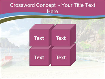 Tropical sea PowerPoint Template - Slide 39