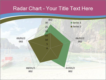 Tropical sea PowerPoint Template - Slide 51