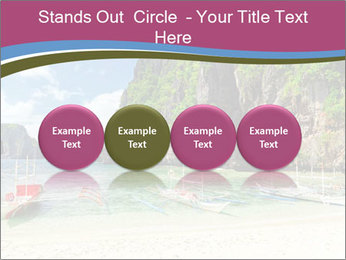 Tropical sea PowerPoint Template - Slide 76