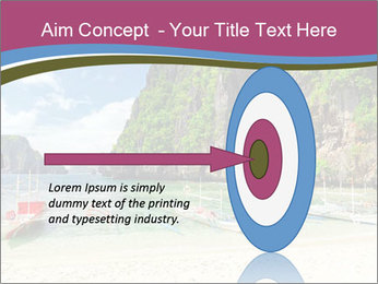 Tropical sea PowerPoint Template - Slide 83