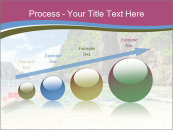 Tropical sea PowerPoint Template - Slide 87