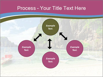 Tropical sea PowerPoint Template - Slide 91