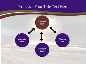 Nuclear explosion PowerPoint Template - Slide 91
