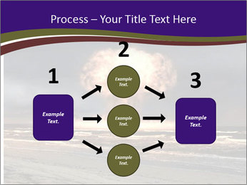 Nuclear explosion PowerPoint Template - Slide 92