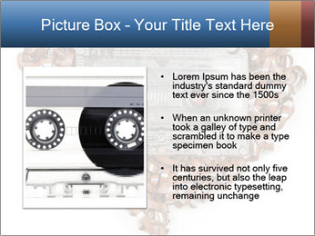 Cassette PowerPoint Template - Slide 13