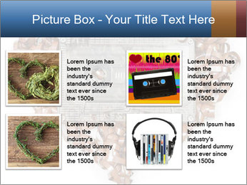 Cassette PowerPoint Template - Slide 14