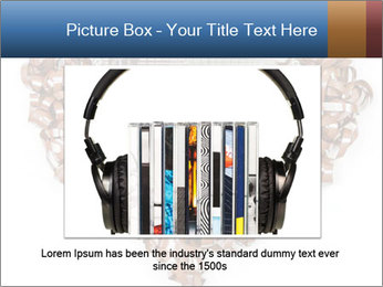 Cassette PowerPoint Template - Slide 15