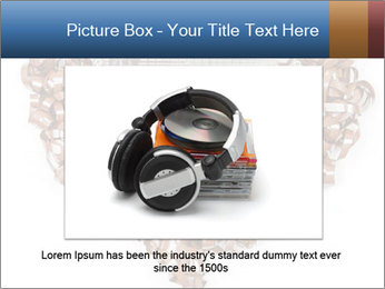 Cassette PowerPoint Template - Slide 16