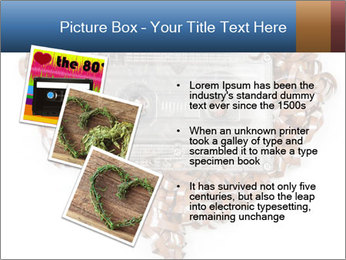 Cassette PowerPoint Template - Slide 17