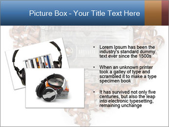 Cassette PowerPoint Template - Slide 20