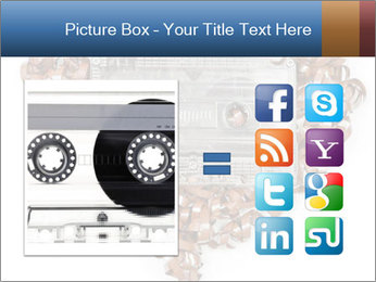 Cassette PowerPoint Template - Slide 21