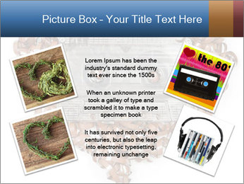 Cassette PowerPoint Template - Slide 24
