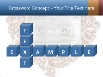 Cassette PowerPoint Template - Slide 82