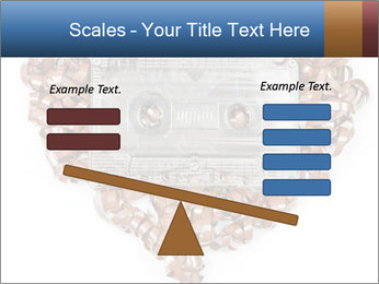 Cassette PowerPoint Template - Slide 89