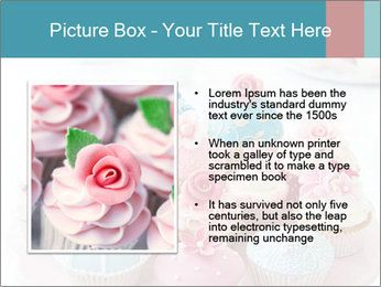 Cupcakes PowerPoint Templates - Slide 13